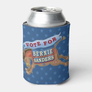 民主党員ベルニーの研摩機の大統領の2016年のろば 缶クーラー