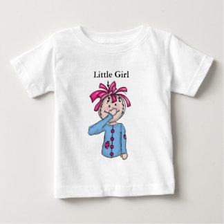 民俗縫いぐるみ人形の一致 ベビーTシャツ