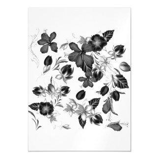民俗花が付いているマグネティック・カード マグネットカード