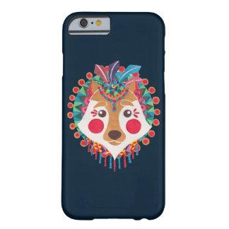 民族のオオカミ BARELY THERE iPhone 6 ケース