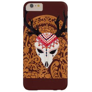 民族のシカの頭部 BARELY THERE iPhone 6 PLUS ケース