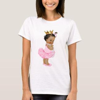 民族のプリンセスのベビー Tシャツ