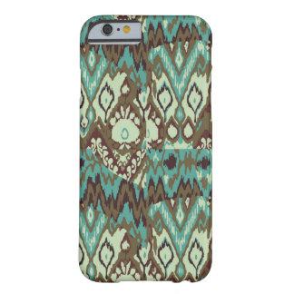 民族のボヘミアのアラベスクの幾何学的なパターン BARELY THERE iPhone 6 ケース