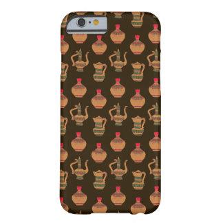 民族の水差し陶器 BARELY THERE iPhone 6 ケース