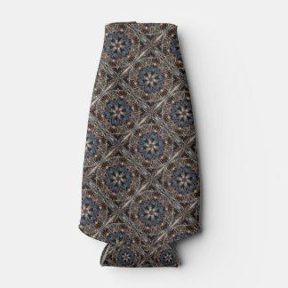 民族の種族のファッションの抽象芸術パターン ボトルクーラー