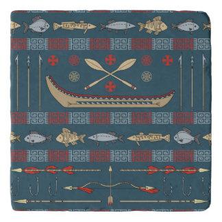 民族の魚釣りパターン トリベット