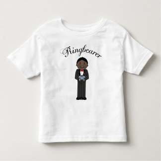 民族のRingbearerはTシャツをからかいます トドラーTシャツ