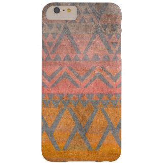 民族種族パターン砂漠の砂岩質 BARELY THERE iPhone 6 PLUS ケース