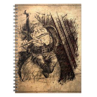 気まぐれなノート ノートブック