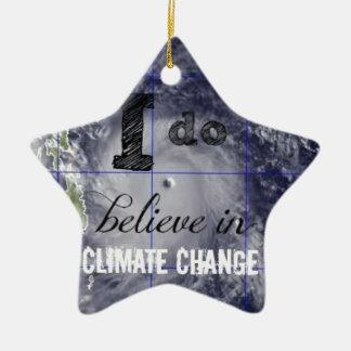 気候変動 セラミックオーナメント