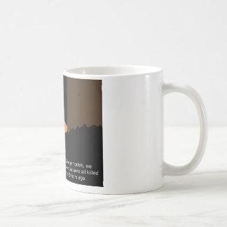 気候物理学2014 03 19 コーヒーマグカップ