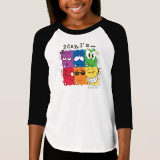 気分の変更 Tシャツ