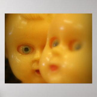 気味悪い人形ポスター ポスター