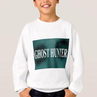 気味悪い幽霊のハンター スウェットシャツ