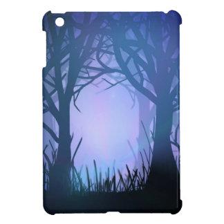 気味悪い森林 iPad MINI カバー