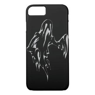 気味悪く恐い幽霊iphone-7designカバーデザイン iPhone 8/7ケース