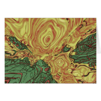 気晴らしの抽象的概念 カード