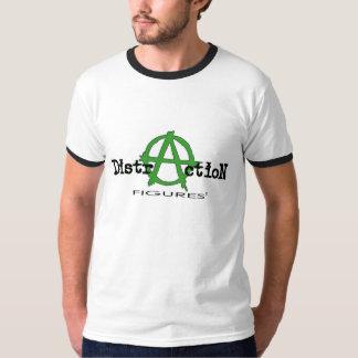 気晴らしのFigures®の信号器のTシャツ Tシャツ