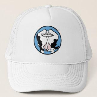 気晴らしロゴの帽子 キャップ