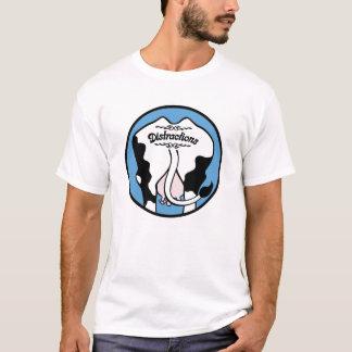 気晴らしロゴ Tシャツ