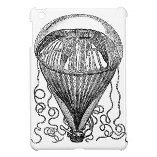 気球のくらげのSteampunkの航空機iPad Mini iPad Miniケース