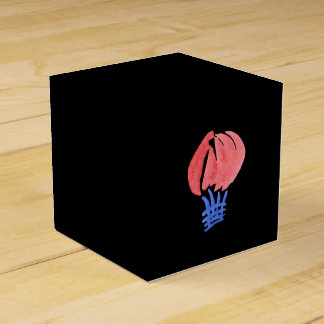 気球のクラシックな好意箱 フェイバーボックス
