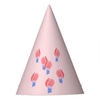 気球のパーティーの帽子 パーティーハット