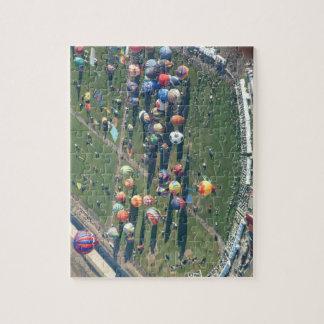 気球のフェスタ ジグソーパズル