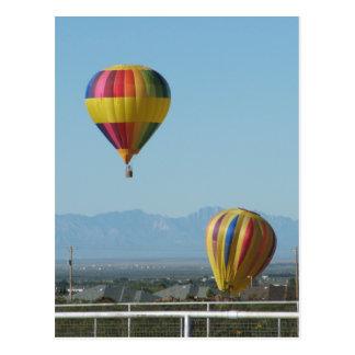 気球のフェスティバルAlamogordoニューメキシコ ポストカード