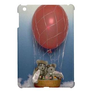 気球の乗車くま iPad MINIカバー