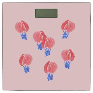 気球の体重計 体重計