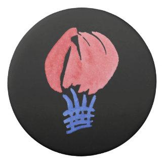 気球の円形の消す物 消しゴム