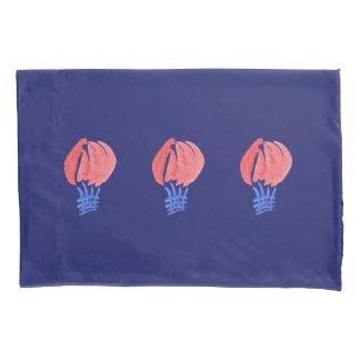 気球の標準の独身のな枕カバー 枕カバー