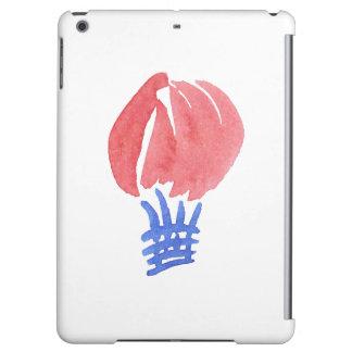 気球の無光沢のiPadの空気箱