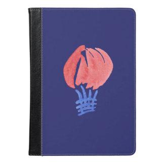 気球のiPadの空気フォリオの箱 iPad Airケース