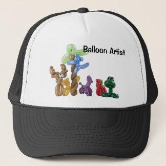 気球動物グループ、気球の芸術家 キャップ