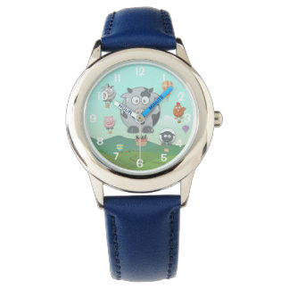 気球動物 腕時計