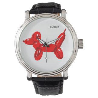 気球犬の腕時計 腕時計