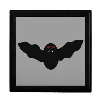 気色悪いハロウィンの吸血コウモリのギフト用の箱 ギフトボックス