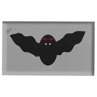 気色悪いハロウィンの吸血コウモリのテーブルカードホルダー テーブルカードホルダー