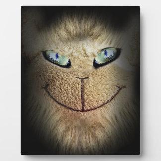 気色悪い動物の顔 フォトプラーク