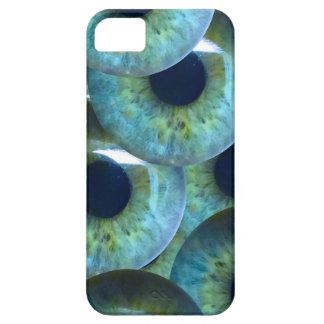 気色悪い眼球 iPhone 5 ケース