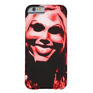 気色悪い覆われた連続殺人犯 BARELY THERE iPhone 6 ケース