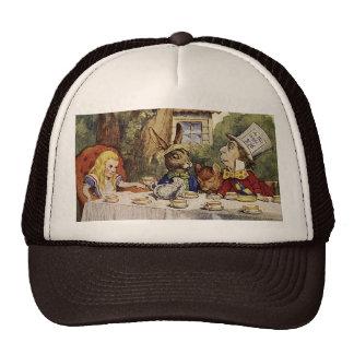 気違いのお茶会の帽子 キャップ
