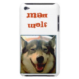 気違いのオオカミの例 Case-Mate iPod TOUCH ケース