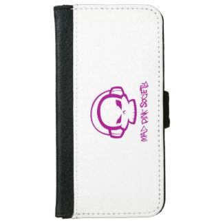 気違いのピンクの社会のiPhone 6/6sのウォレットケース iPhone 6/6s ウォレットケース