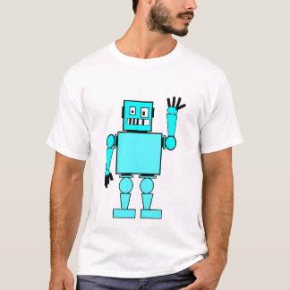 気違いの悪いロボット Tシャツ