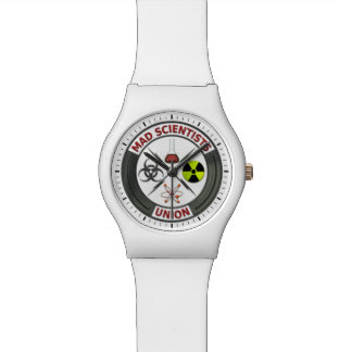 気違いの科学者連合 腕時計