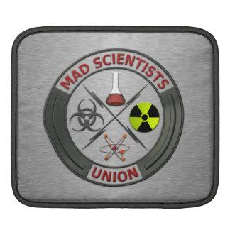 気違いの科学者連合 iPadスリーブ