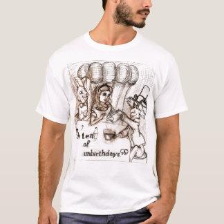 気違いの茶 Tシャツ